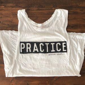 Spiritual Gangster Practice Coachella Tank